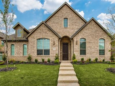 Sachse Single Family Home For Sale: 8118 Fenwick Court