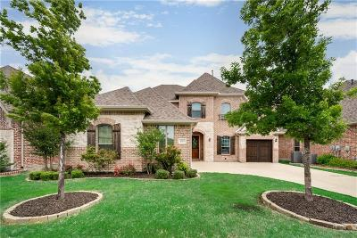 Rockwall Single Family Home For Sale: 105 Crestbrook Drive