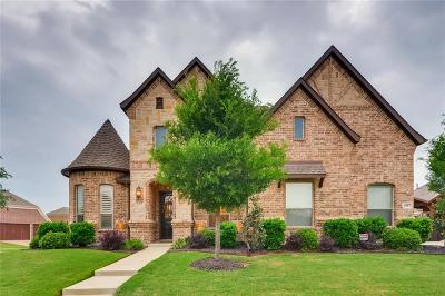 North Richland Hills Single Family Home For Sale: 6817 S Fork Drive
