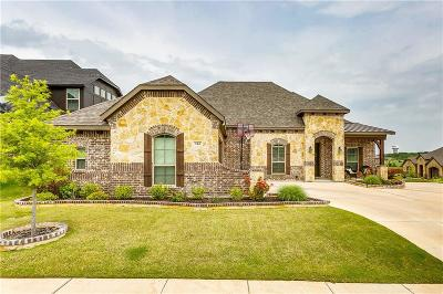 Burleson Single Family Home For Sale: 114 Fairweather Drive