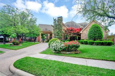 Plano Single Family Home Active Contingent: 4624 Hallmark Drive