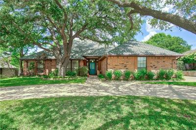 Trophy Club Single Family Home Active Option Contract: 8 Creekmere Drive