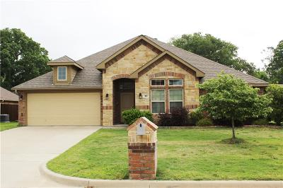 Stephenville Single Family Home Active Contingent: 883 Mimosa Court
