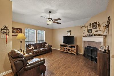 Saginaw Single Family Home Active Option Contract: 317 Helmsford Trail