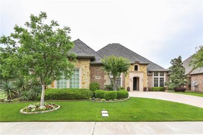 Colleyville Single Family Home Active Option Contract: 2400 Arbor Gate Lane