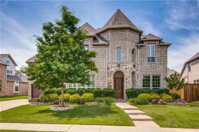 Frisco Single Family Home For Sale: 4119 Benchmark Lane