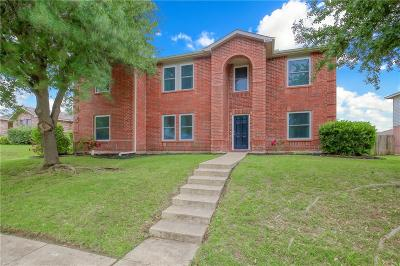 Rockwall Single Family Home For Sale: 1409 Lochspring Drive