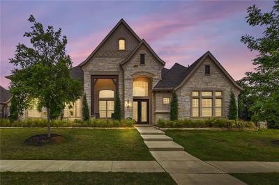 Southlake Single Family Home For Sale: 605 Cascade Springs Drive