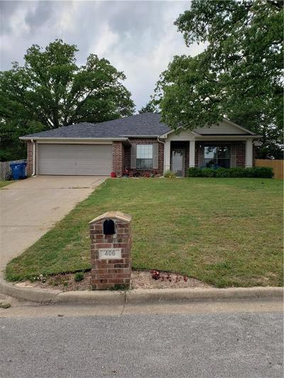 Lindale Single Family Home For Sale: 406 Molly Lane