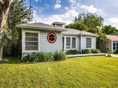 Single Family Home For Sale: 1009 Howell Street