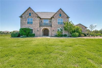 Lucas Single Family Home Active Option Contract: 660 Stallion Drive