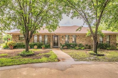 North Richland Hills Single Family Home For Sale: 7945 Smithfield Road