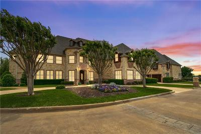 Southlake Single Family Home For Sale: 210 E Continental Boulevard