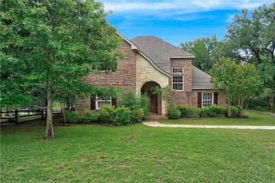 Sherman Single Family Home For Sale: 1603 Carriage Estates Road