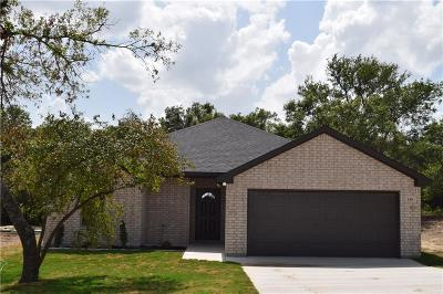Weatherford Single Family Home For Sale: 145 Ronnie Lane