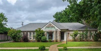 Bedford Single Family Home For Sale: 2513 Lakeview Drive