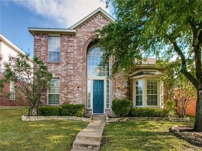 Lewisville Single Family Home For Sale: 1681 Big Bend Drive