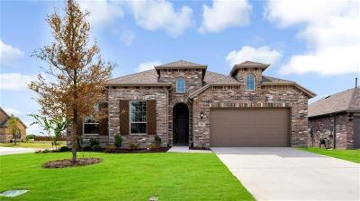 Forney Single Family Home For Sale: 1249 Meridian Drive