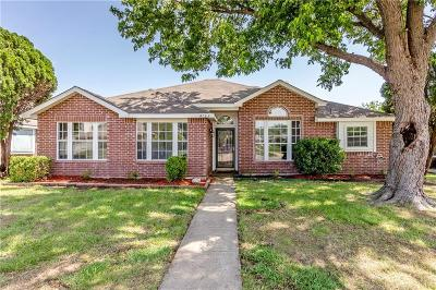 The Colony Single Family Home For Sale: 4165 Fryer Street