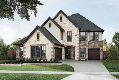 Colleyville Single Family Home For Sale: 3520 Valmur Avenue