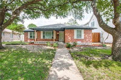 Single Family Home For Sale: 9910 Hurley Way