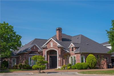 Grapevine Single Family Home Active Option Contract: 4157 Fair Oaks Drive