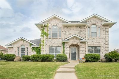 Rowlett Single Family Home For Sale: 8405 Coventry Drive