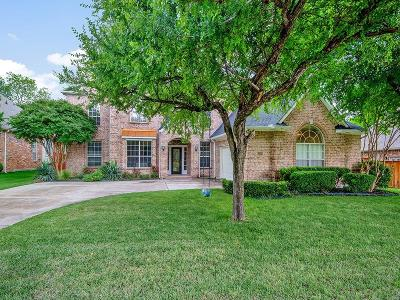 Richardson Single Family Home For Sale: 3207 Pond View Drive