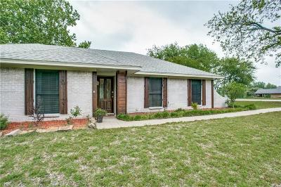 Wylie Single Family Home Active Option Contract: 2036 Beaver Creek Road