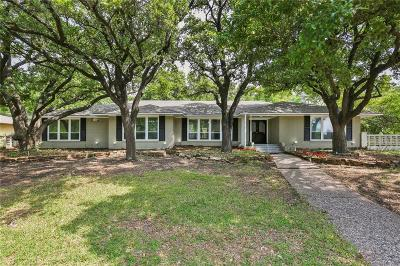 Dallas County Single Family Home For Sale: 6841 Bradbury Lane