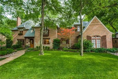 Mckinney Single Family Home Active Option Contract: 2603 Bunker Hill