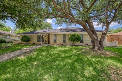 Lewisville Single Family Home For Sale: 1121 College Parkway