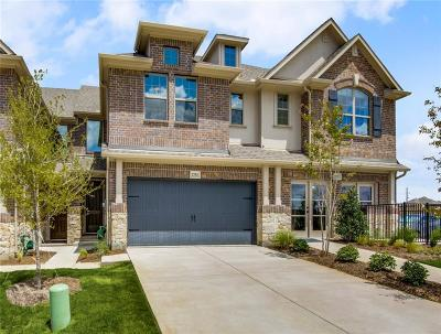 Little Elm Townhouse For Sale: 2959 Stunning Drive