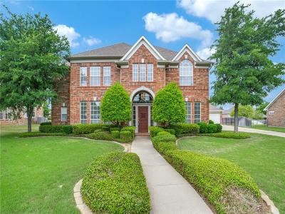 Keller Single Family Home For Sale: 1312 Camberley Court