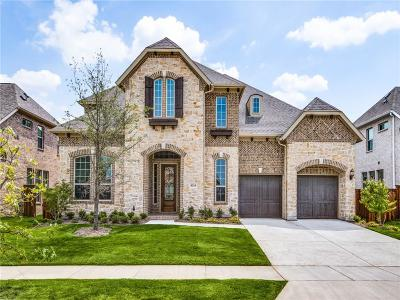 Frisco Single Family Home For Sale: 8234 Pitkin Road