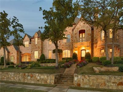 Southlake TX Single Family Home For Sale: $1,500,000