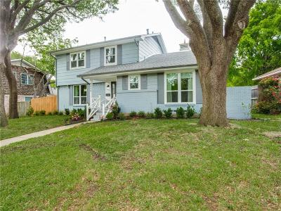 Dallas County Single Family Home Active Contingent: 9840 Windledge Drive