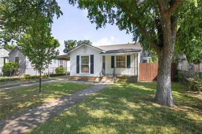 Dallas County Single Family Home For Sale: 2435 Burlington Boulevard