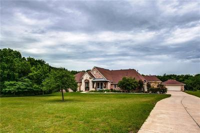 Royse City, Union Valley, Poetry Single Family Home For Sale: 345 Cattlemans Trail