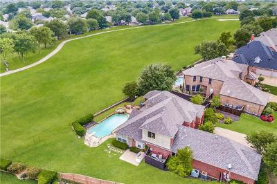 McKinney Single Family Home For Sale: 5300 N Meadow Ridge Circle