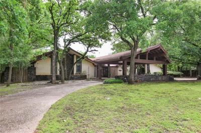 Colleyville Single Family Home For Sale: 405 Woodbriar Court