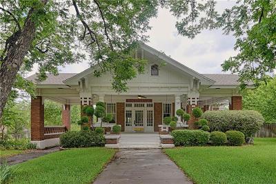 Midlothian Single Family Home For Sale: 517 W Avenue E
