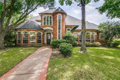 Plano Single Family Home For Sale: 4584 Penbrook Court