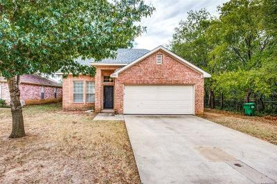 Denton Single Family Home For Sale: 5204 Paulie Drive