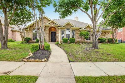 Allen Single Family Home For Sale: 1408 Tartan Drive