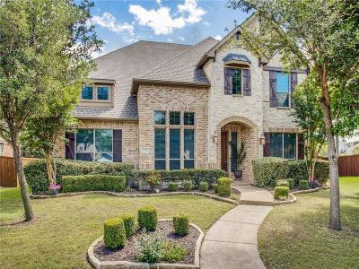 Allen Single Family Home Active Option Contract: 1919 Marshall Drive