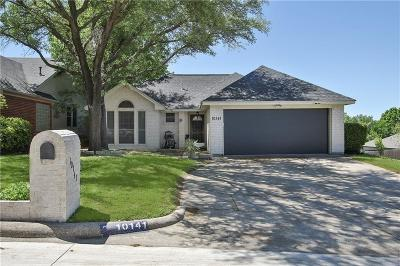 Fort Worth Single Family Home Active Option Contract: 10141 Long Rifle Drive