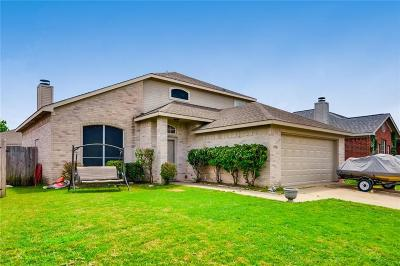 Single Family Home For Sale: 3708 Cattlebaron Drive