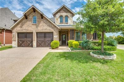 Lewisville Single Family Home Active Contingent: 2500 Wales Way
