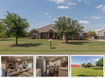 Haslet Single Family Home For Sale: 2632 Plains Trail